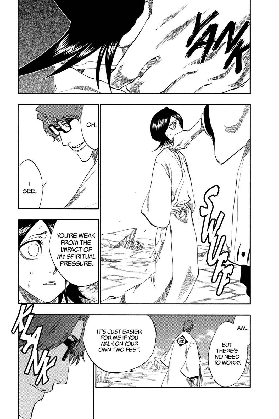 Bleach, Chapter 175 image 003