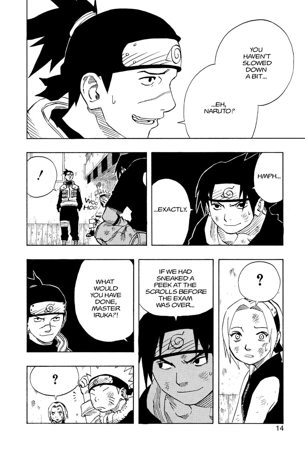 Naruto, Chapter 64 image 015