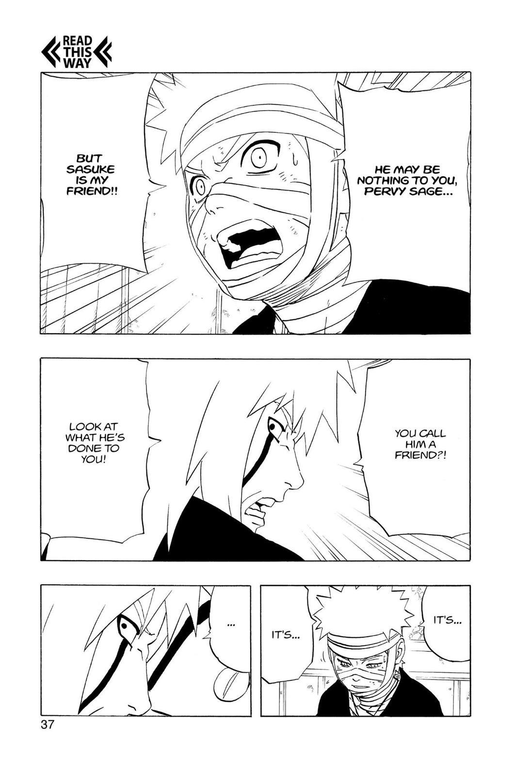 Naruto, Chapter 237 image 011