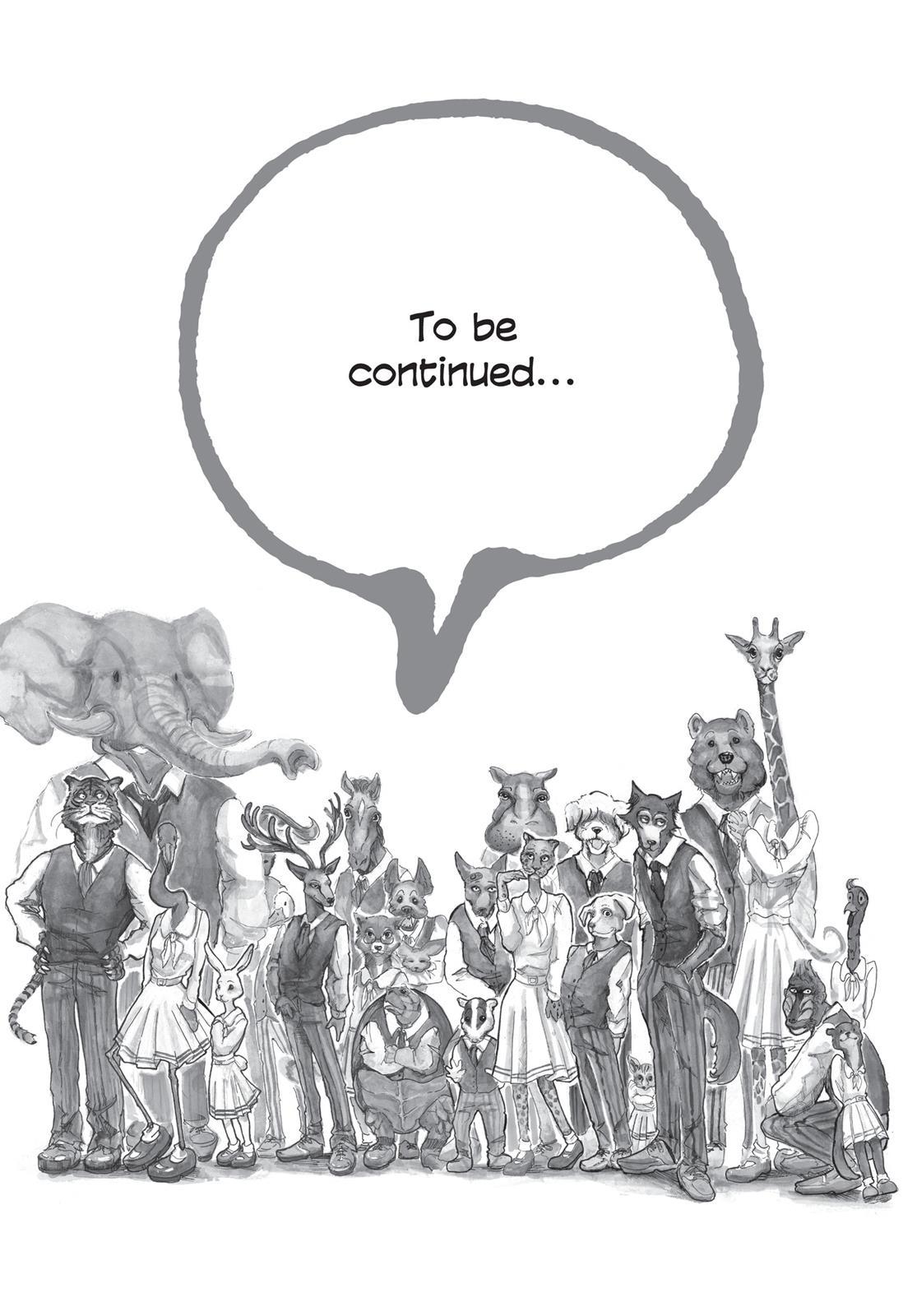 Beastars Manga, Chapter 7 image 020