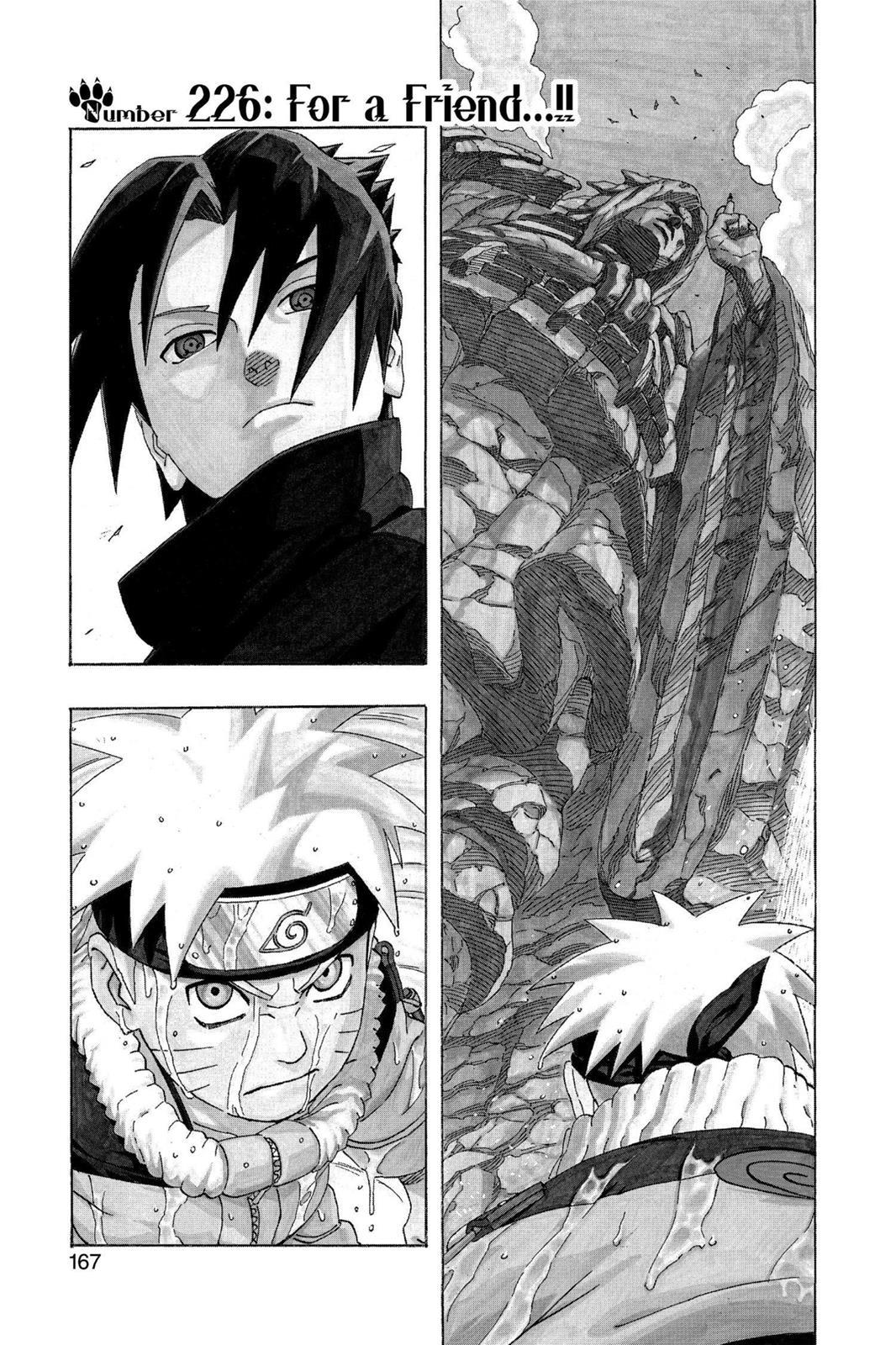 Naruto, Chapter 226 image 001