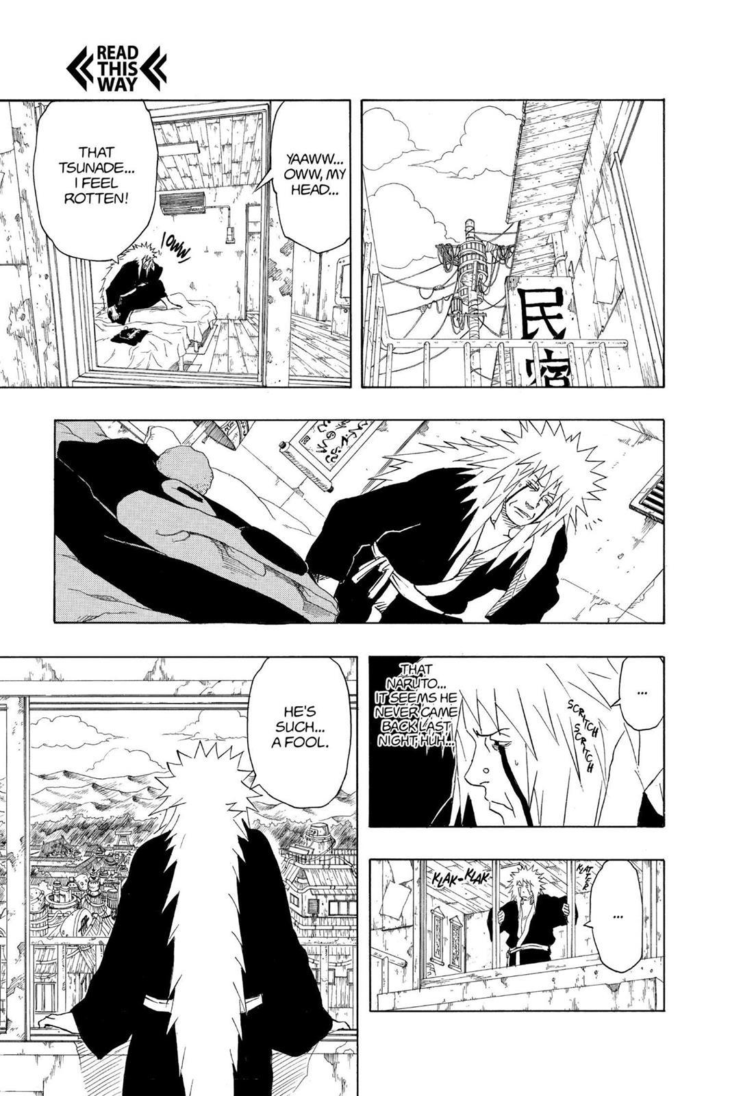 Naruto, Chapter 161 image 003