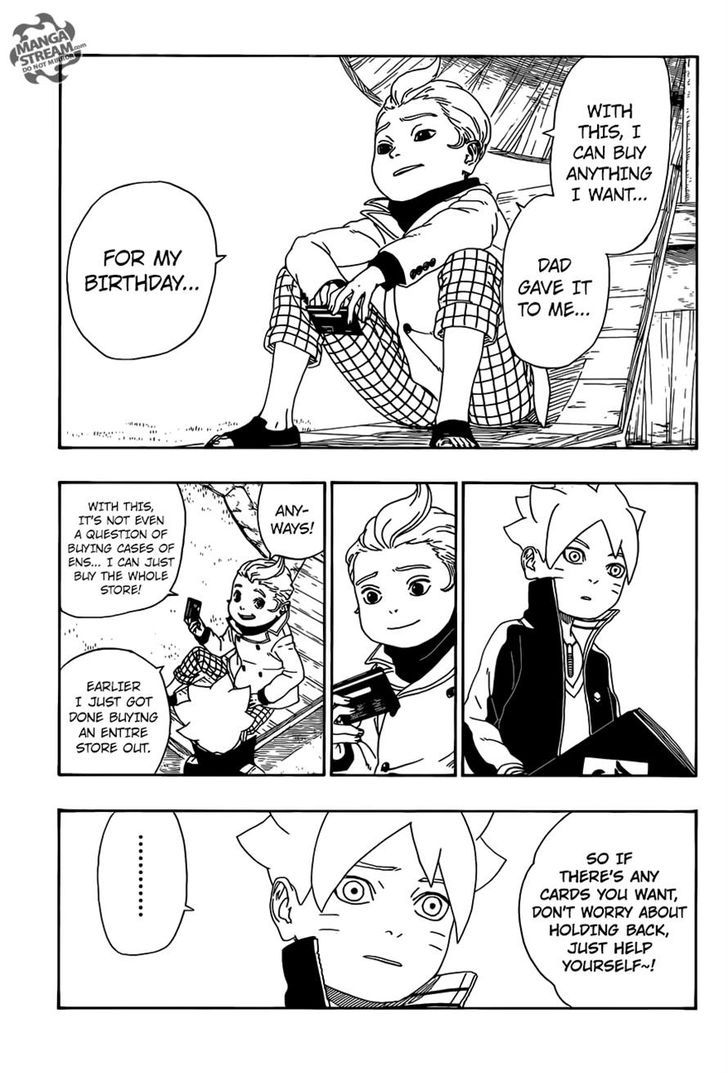 Boruto Manga, Chapter 12 image 015