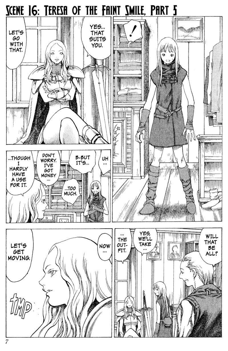 Claymore, Chapter 16 image 007