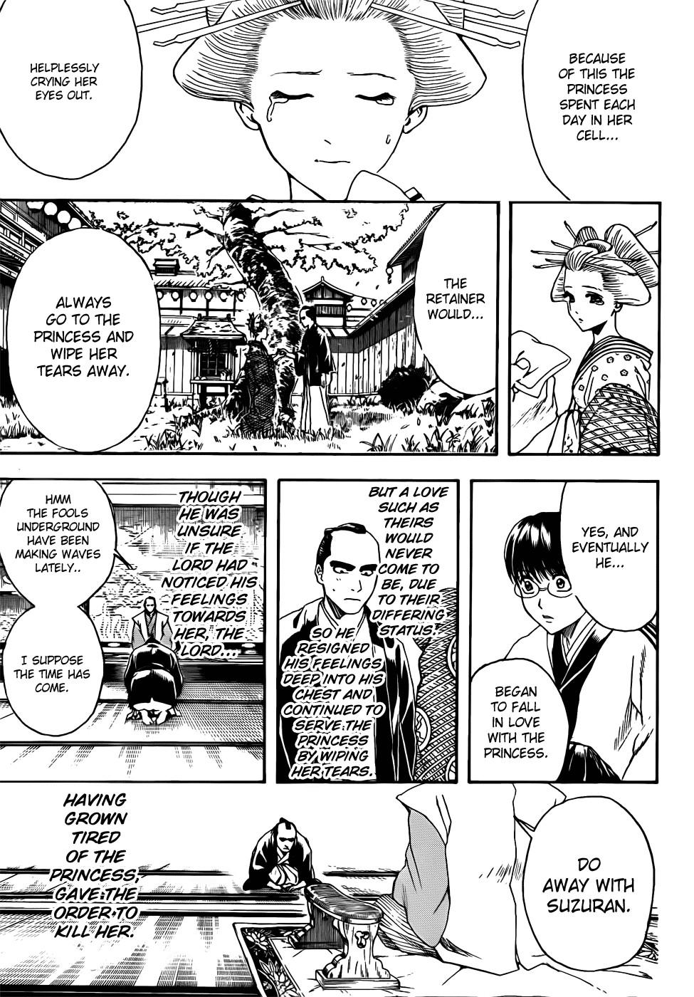 Gintama Chapter, 389 image 013
