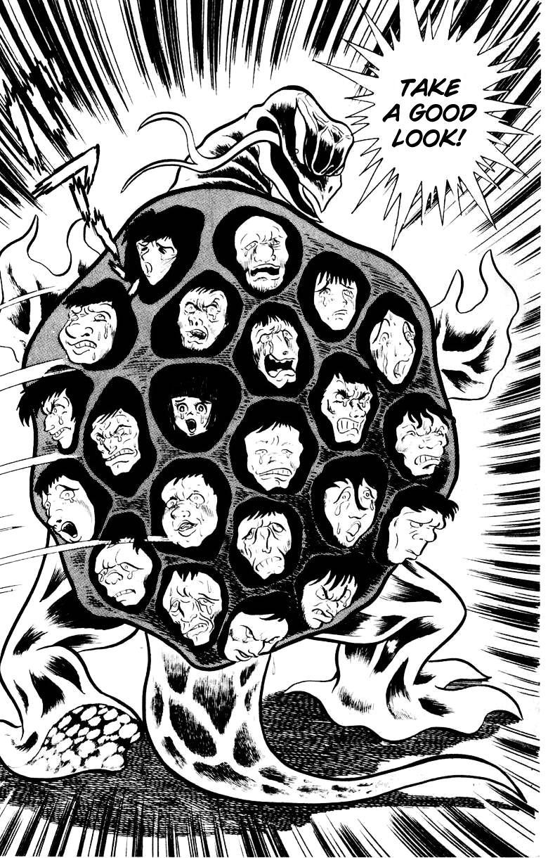 Devilman, Chapter 3 image 119