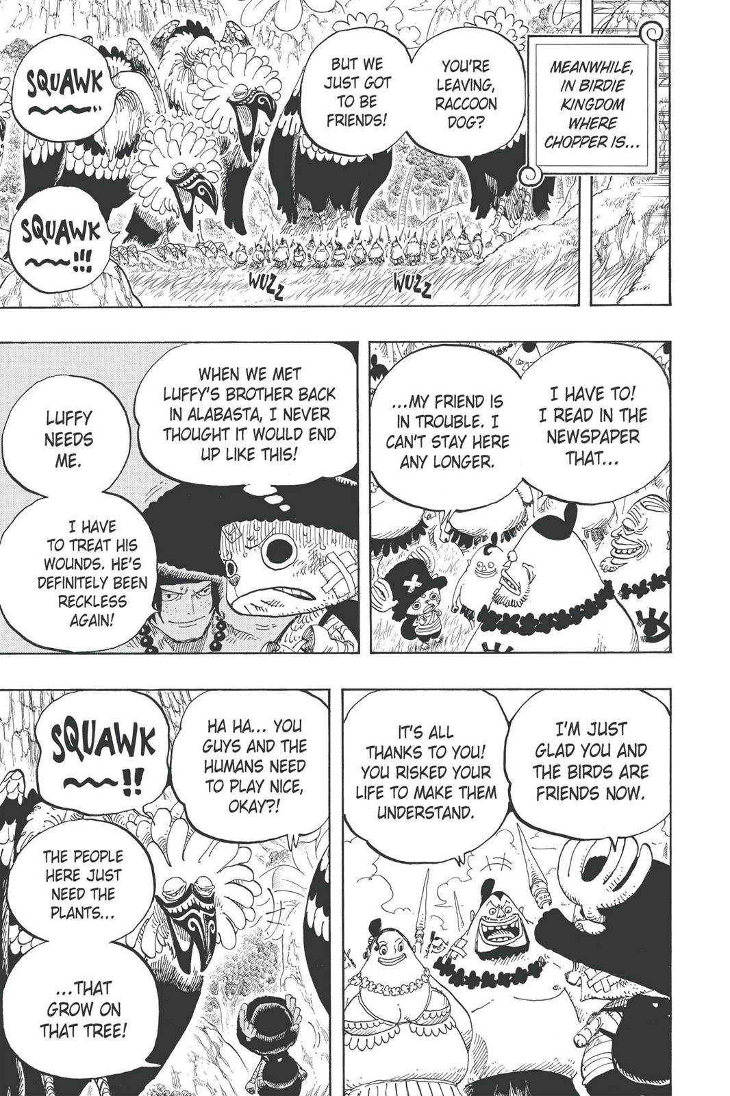 One Piece, Chapter 591 image 017