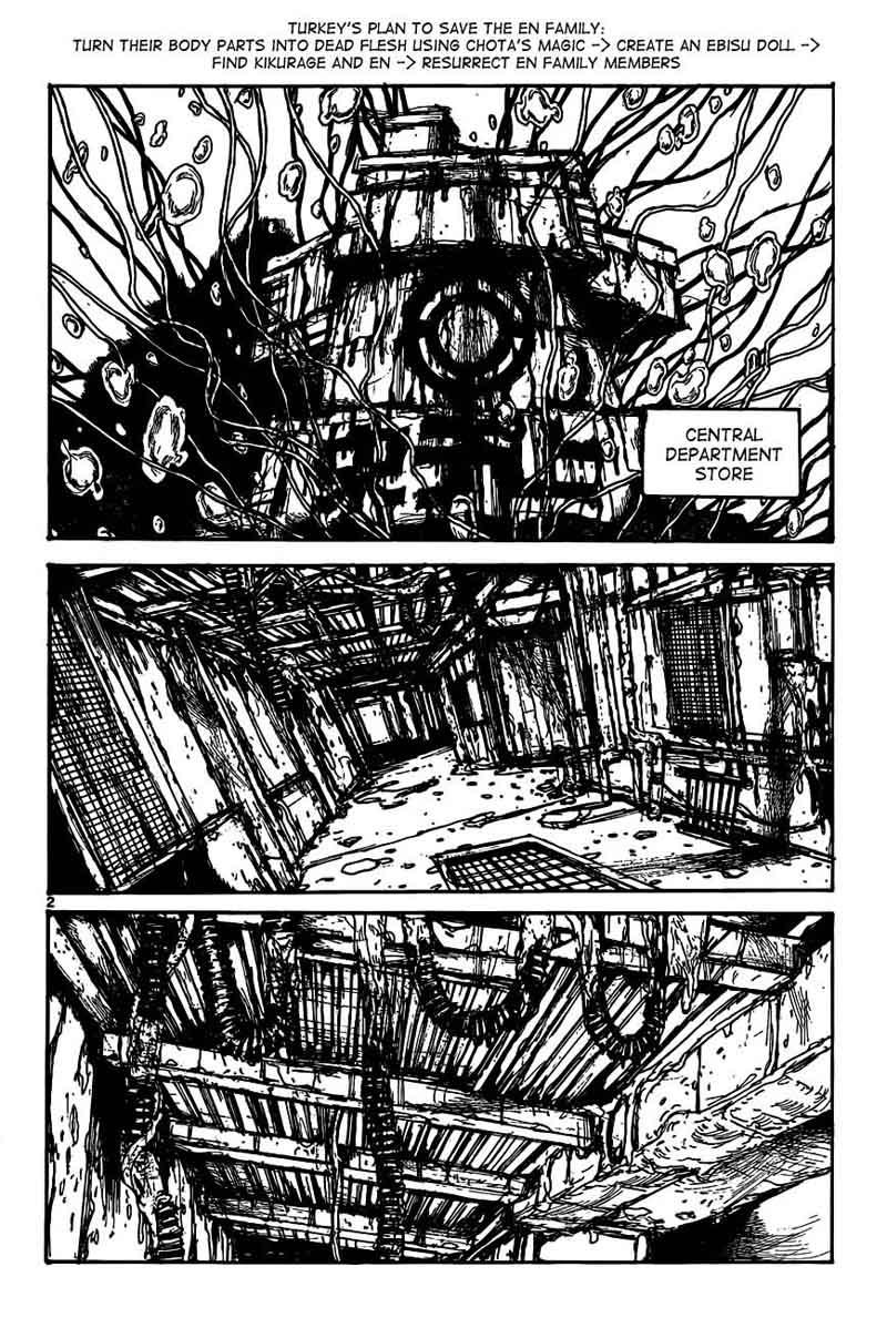 Dorohedoro, Chapter 125 image 003