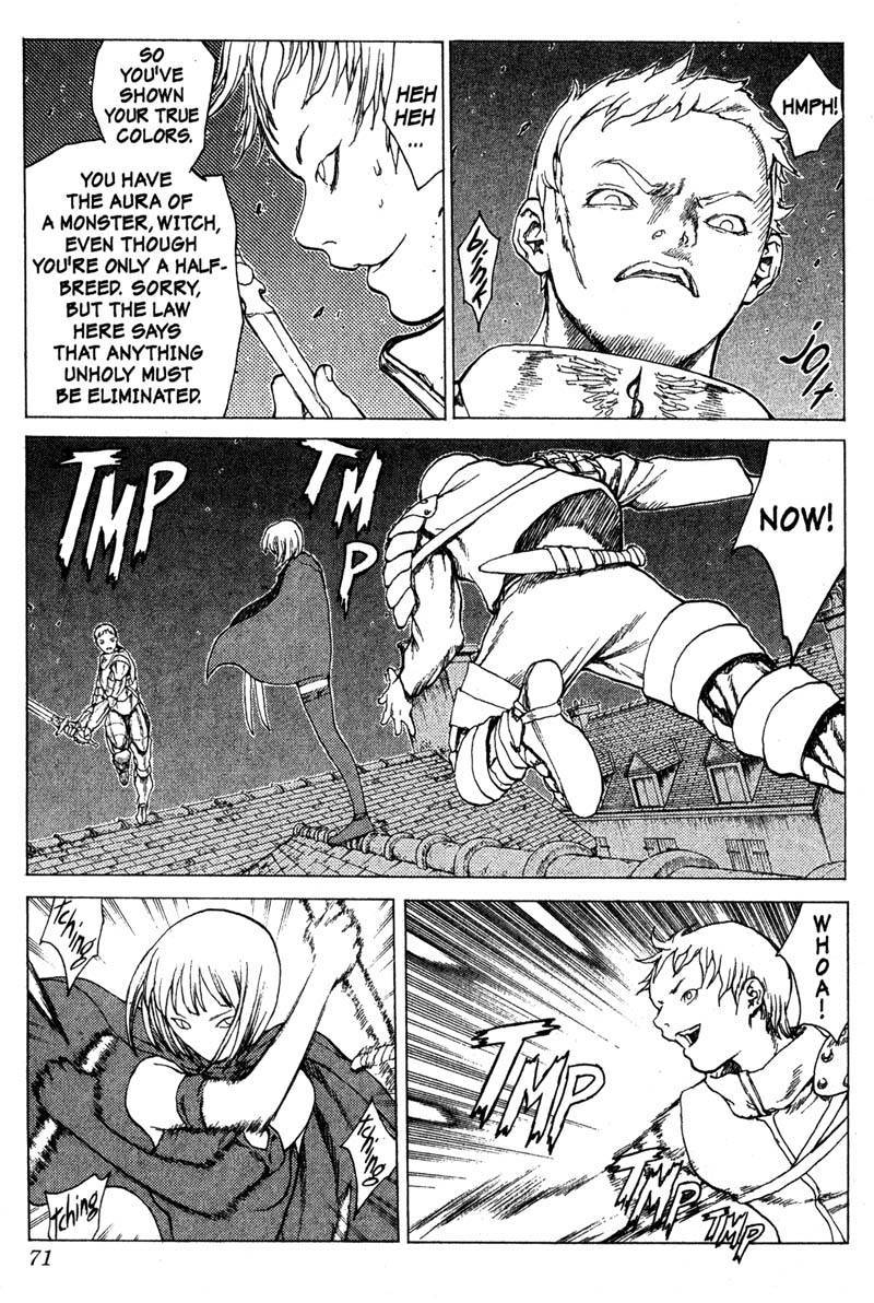 Claymore, Chapter 6 image 024