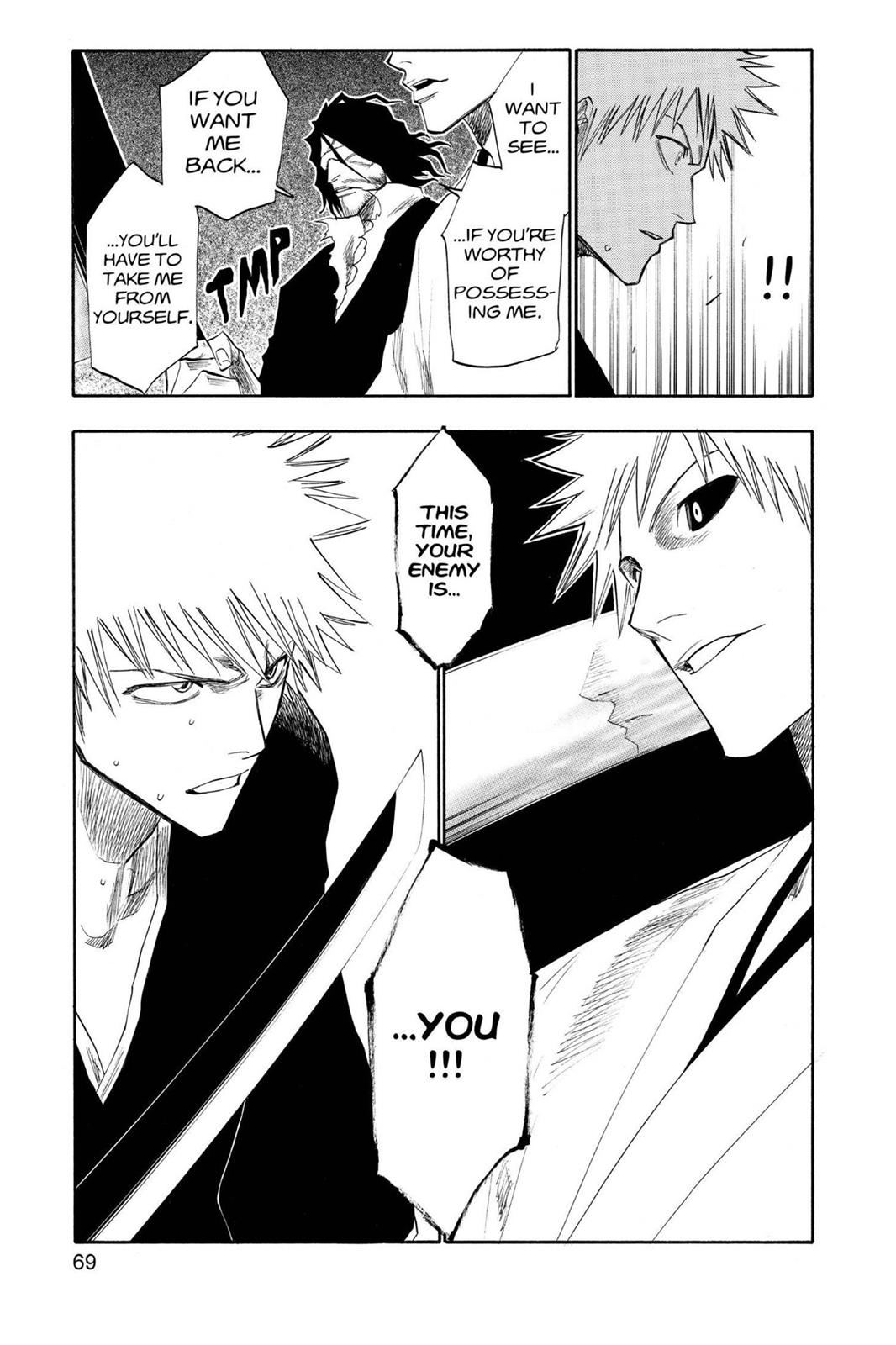 Bleach, Chapter 110 image 019