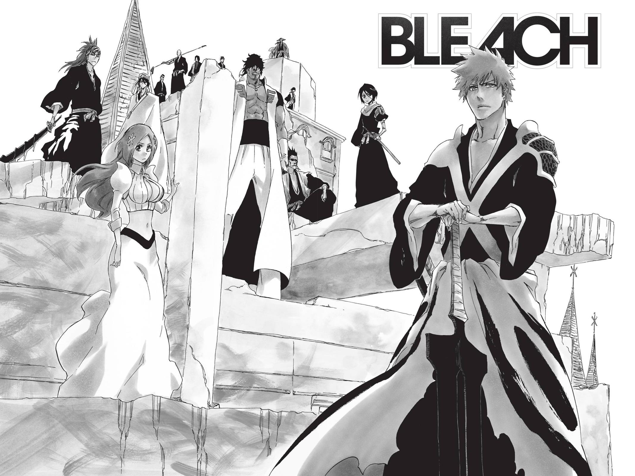 Bleach, Chapter 591 image 002