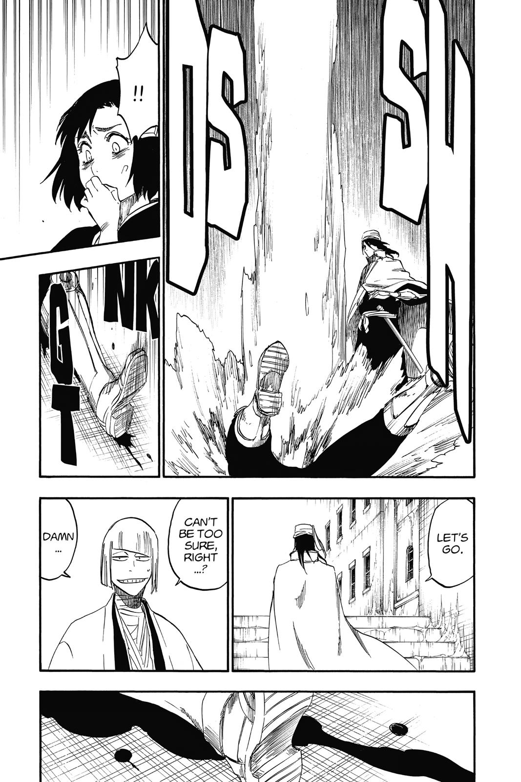 Bleach, Chapter 655 image 005