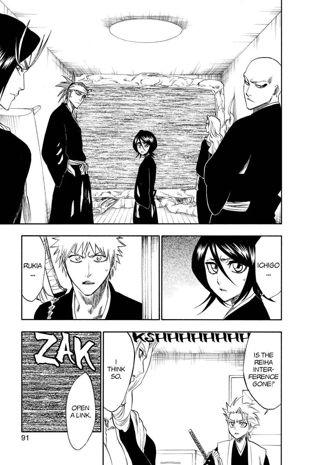 Bleach, Chapter 238 image 005