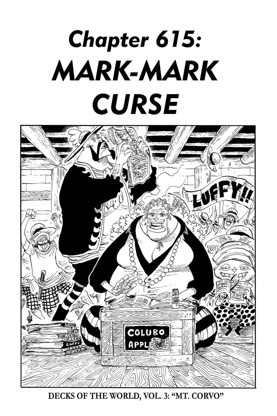 One Piece, Chapter 615 image 008