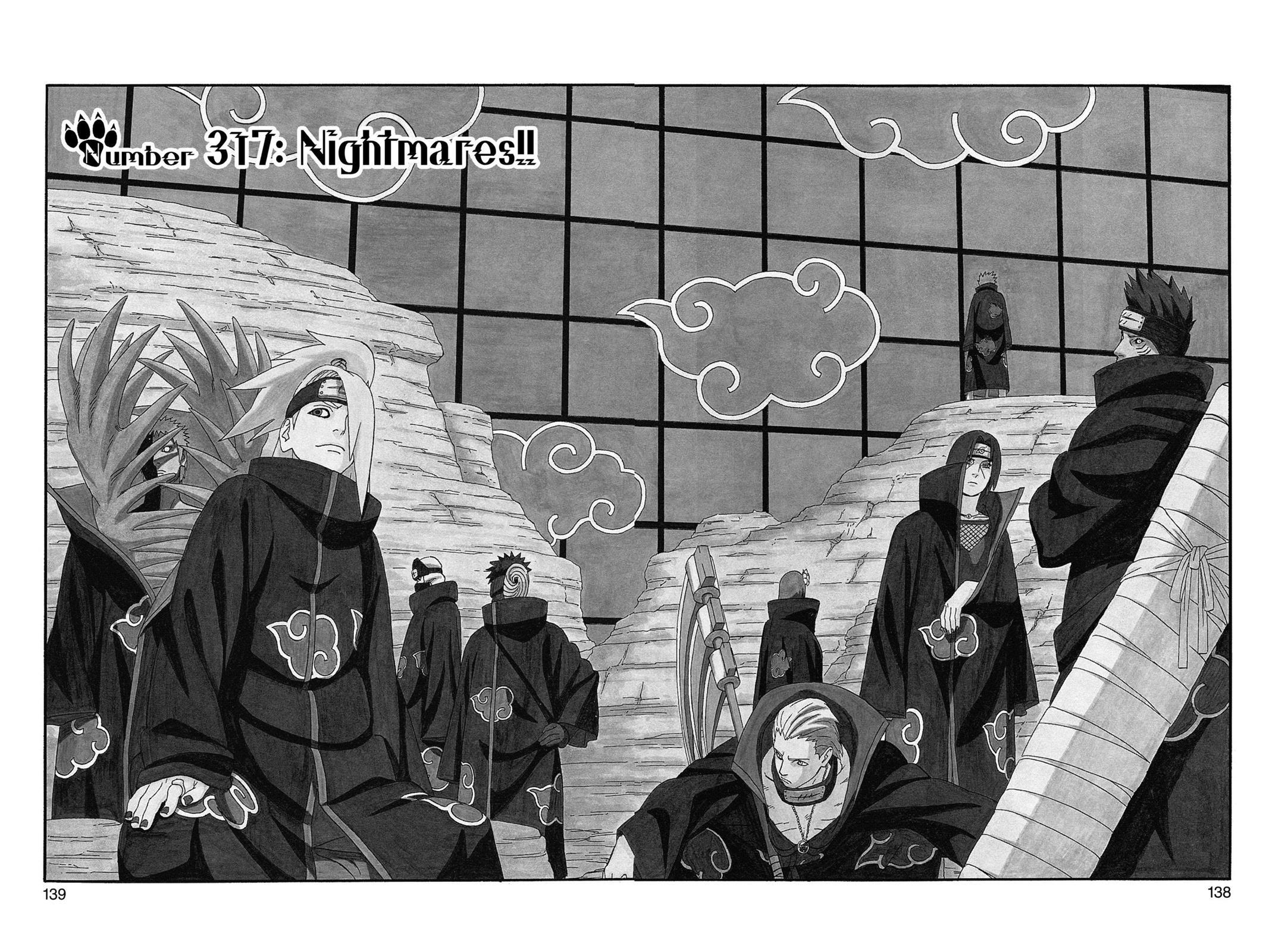 Naruto, Chapter 317 image 002