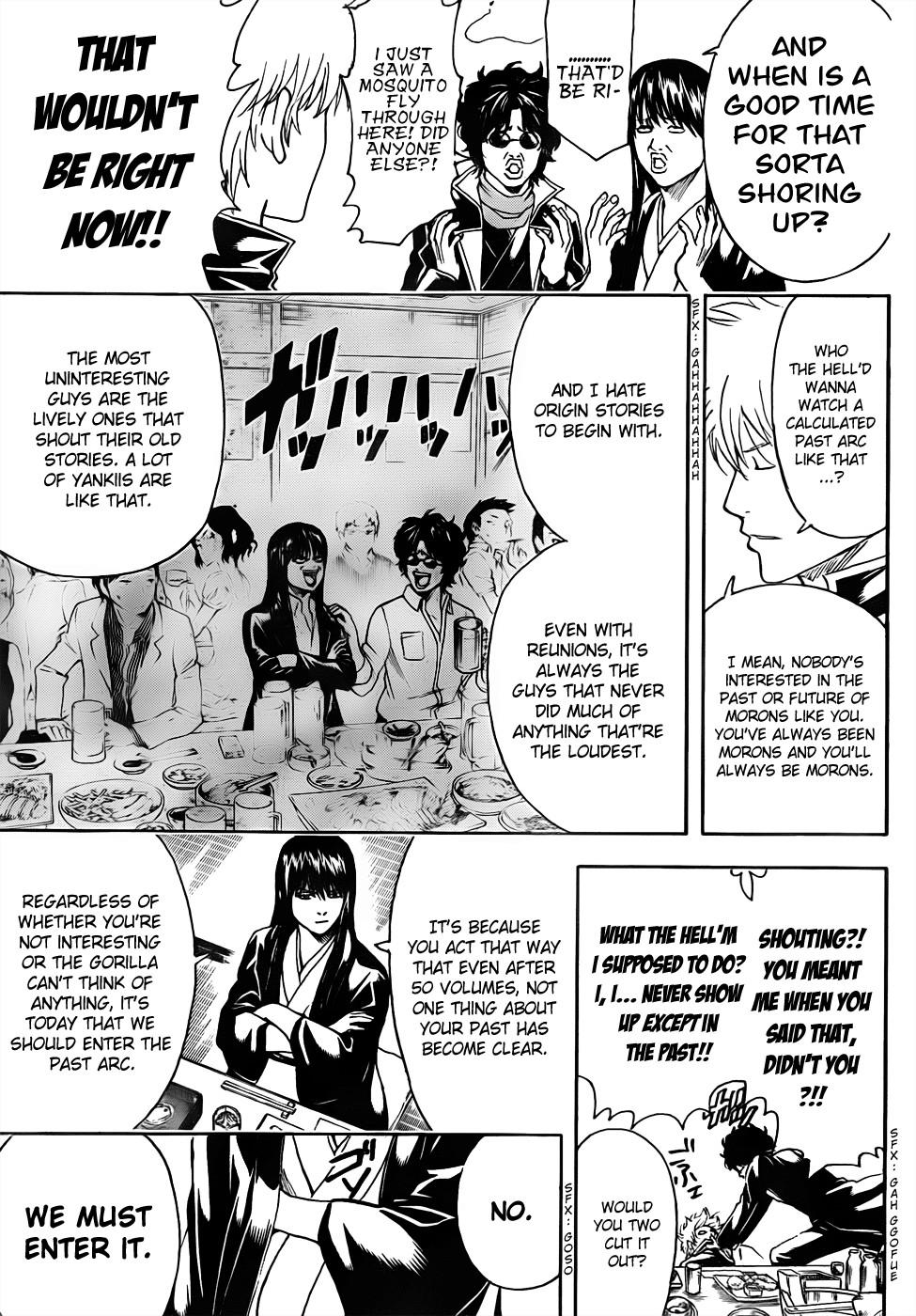 Gintama Chapter, 452 image 005