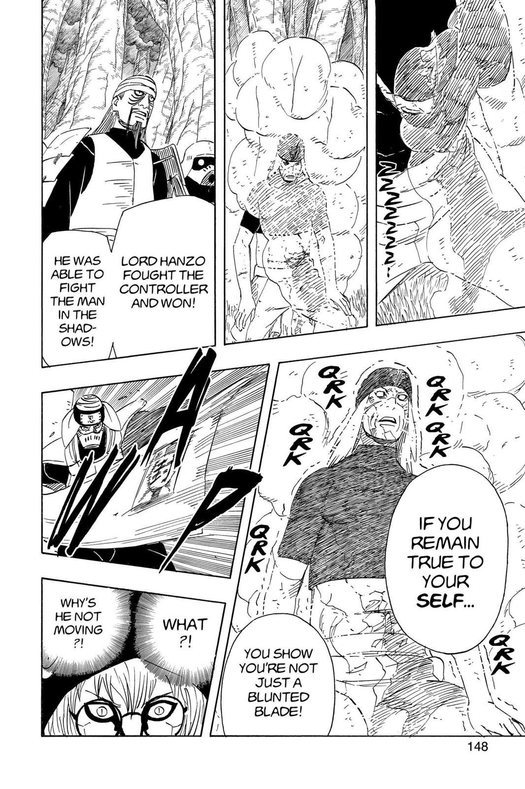 Naruto, Chapter 532 image 011