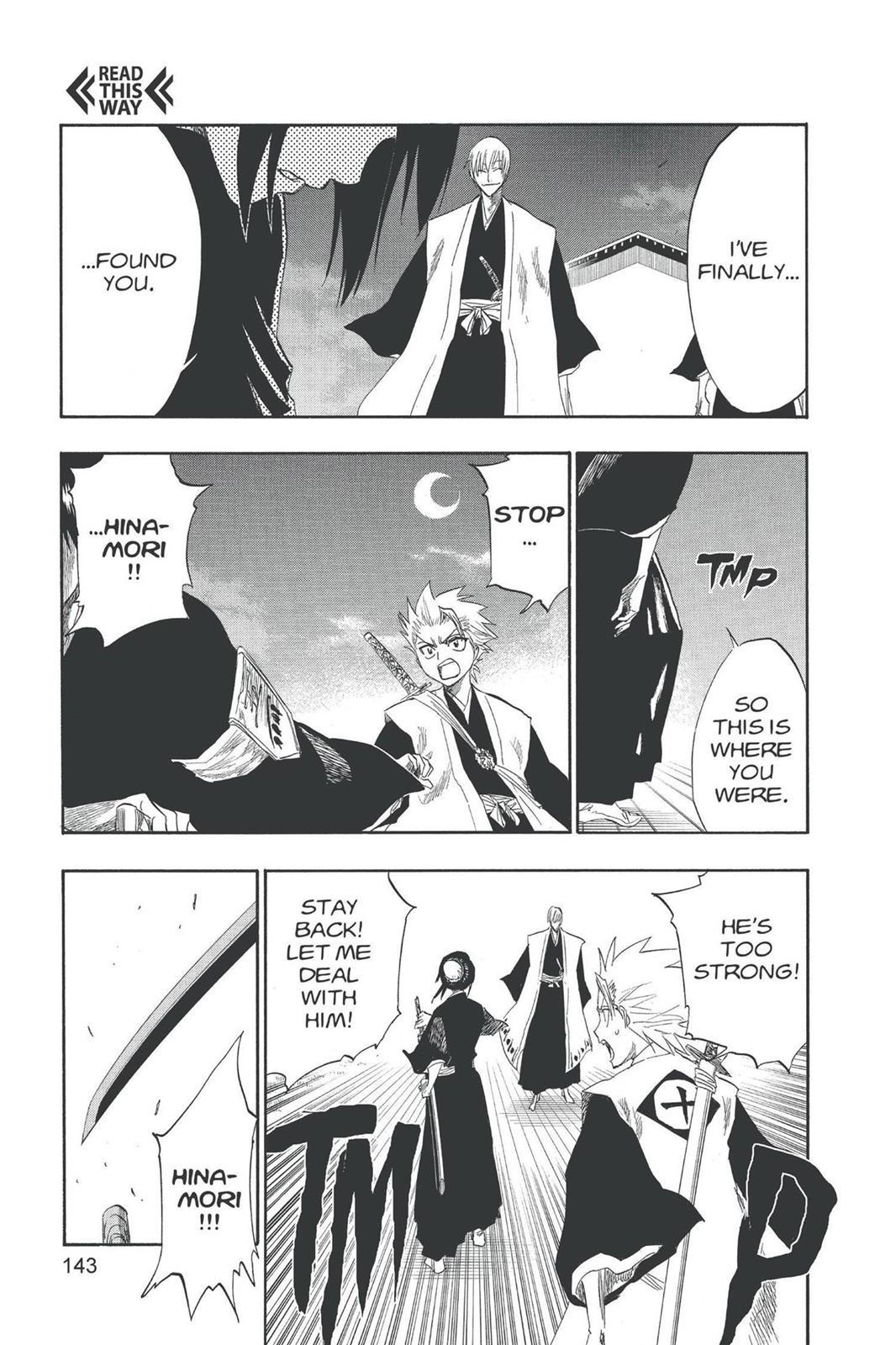 Bleach, Chapter 130 image 017