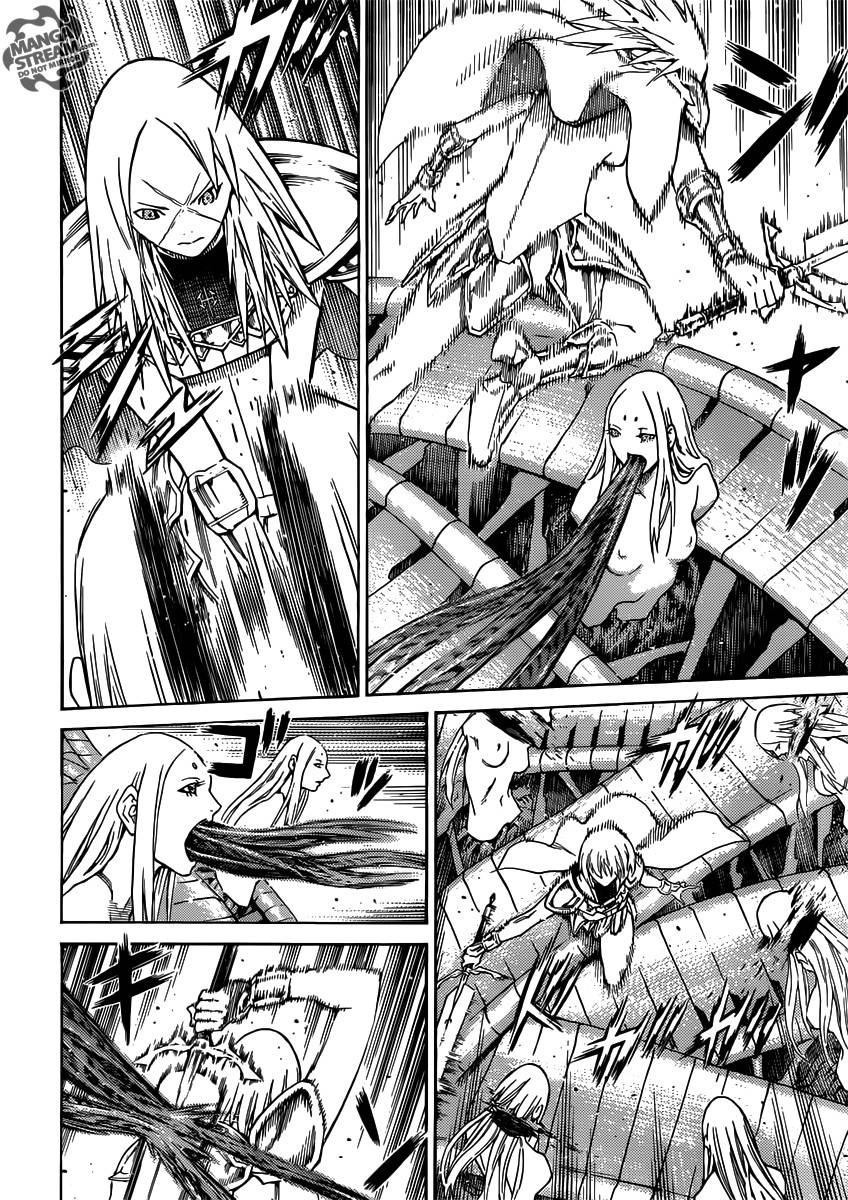 Claymore, Chapter 131 image 018