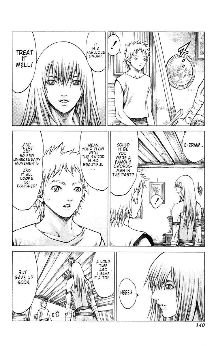Claymore, Chapter 56 image 005
