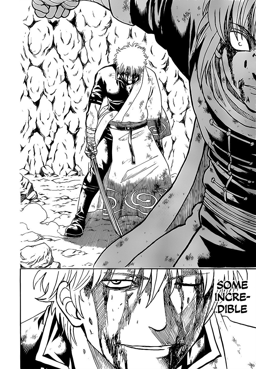 Gintama Chapter, 588 image 014