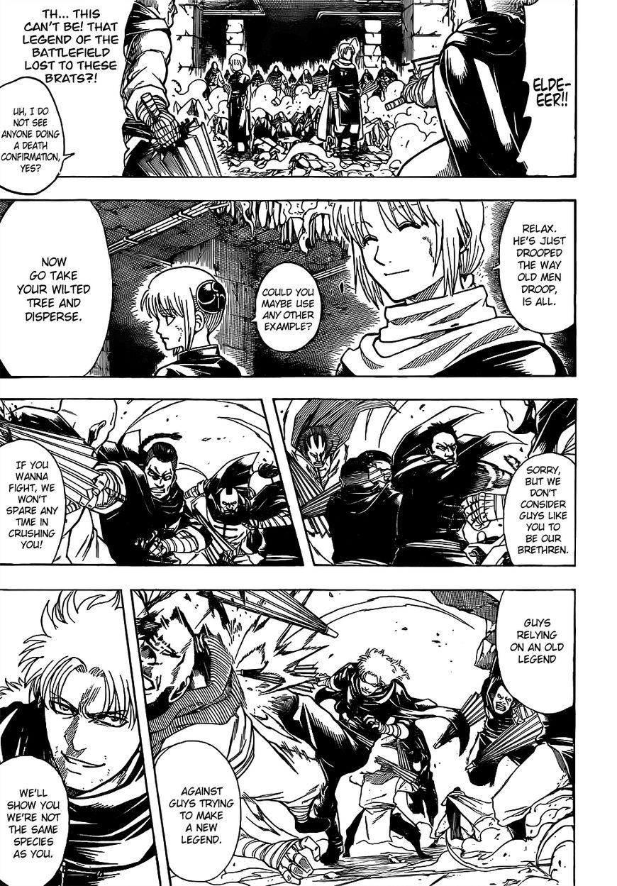 Gintama Chapter, 637 image 003