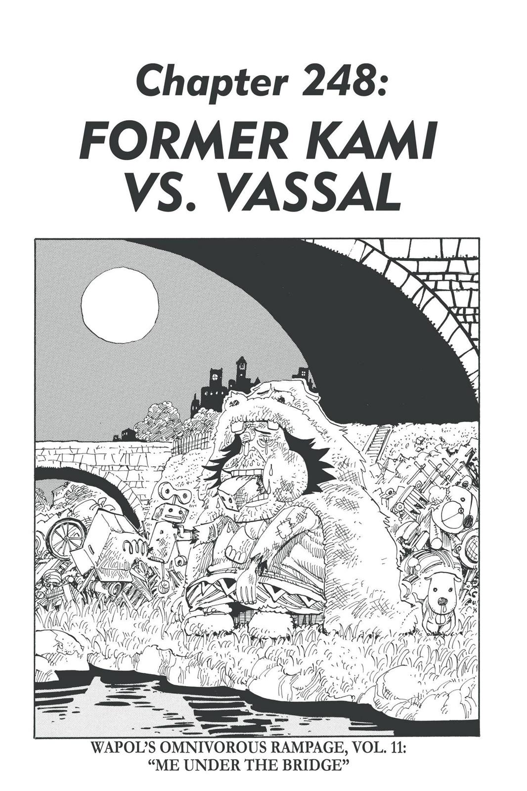 One Piece, Chapter 248 image 001