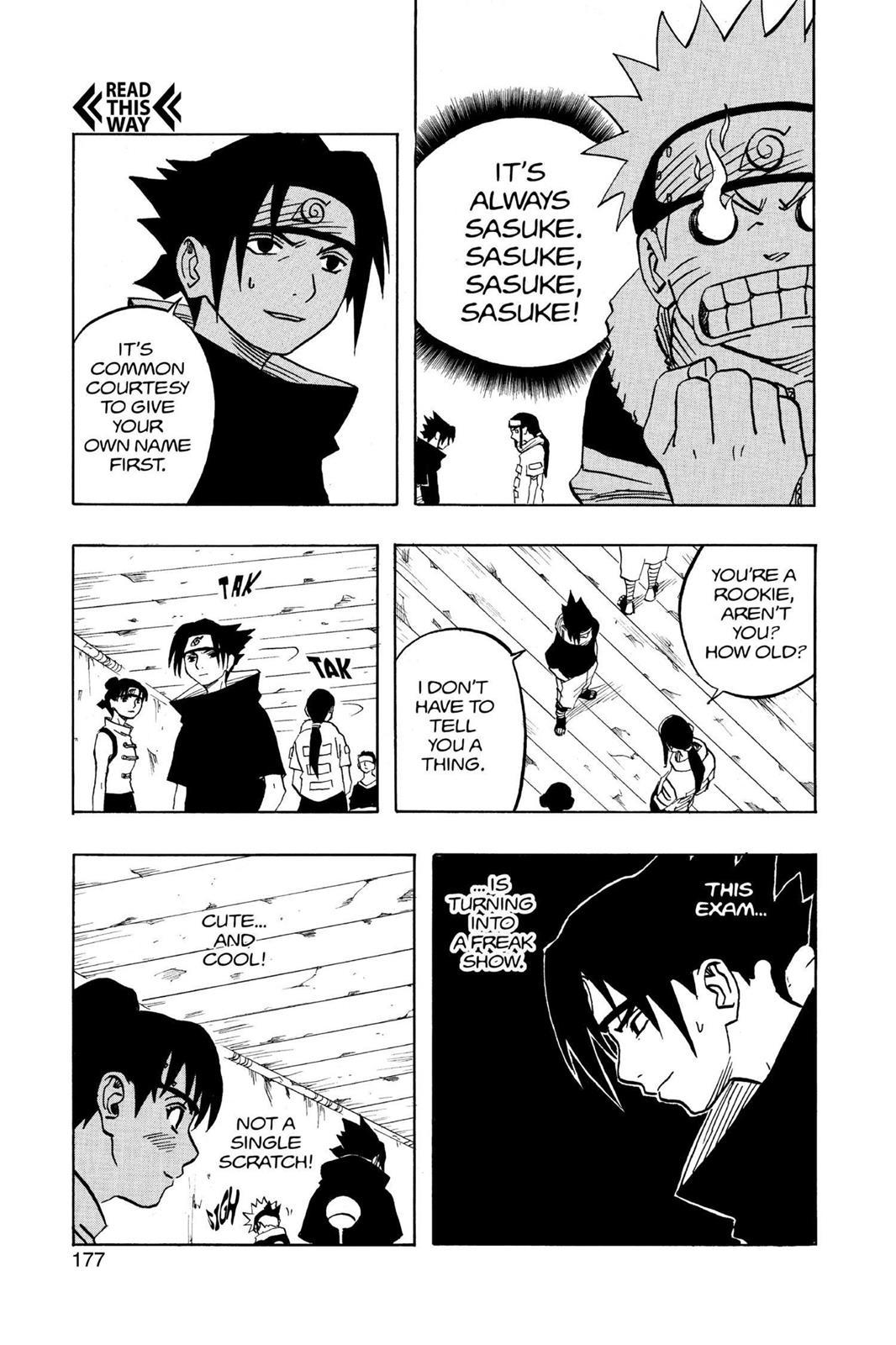 Naruto, Chapter 36 image 017