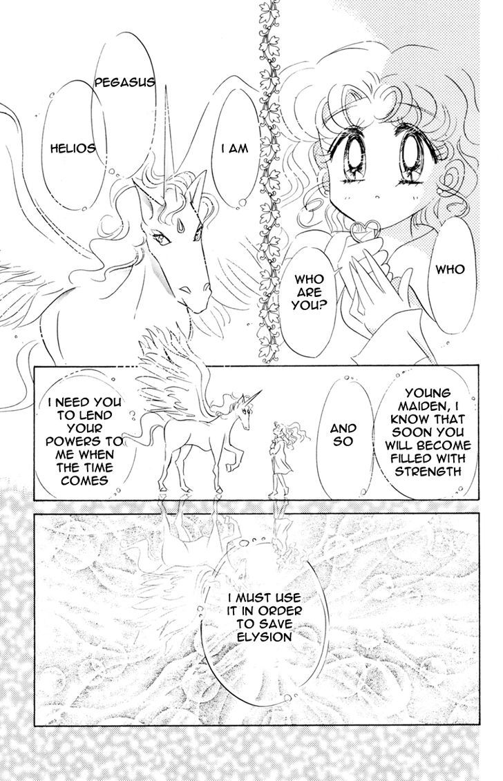 Sailor Moon, Cahpter 39 image 036