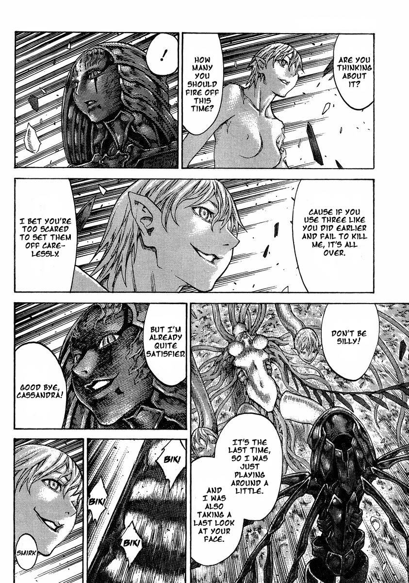 Claymore, Chapter 124 image 024