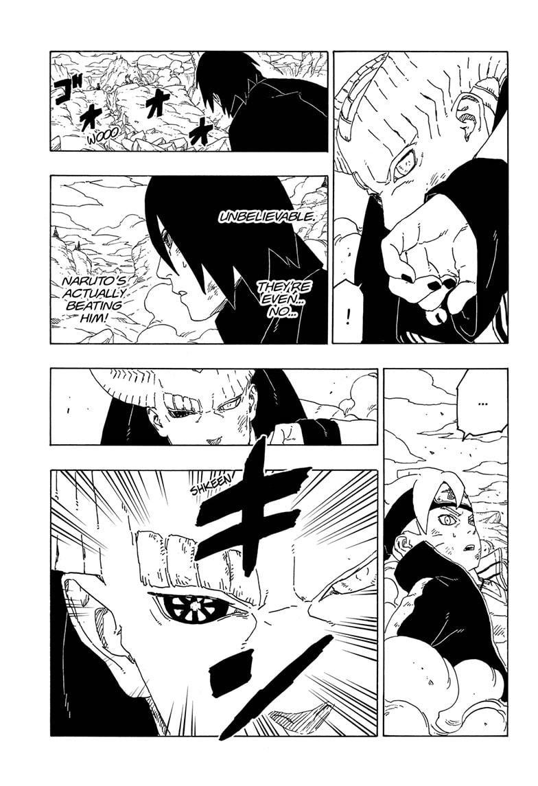 Boruto Manga, Chapter 52 image 011
