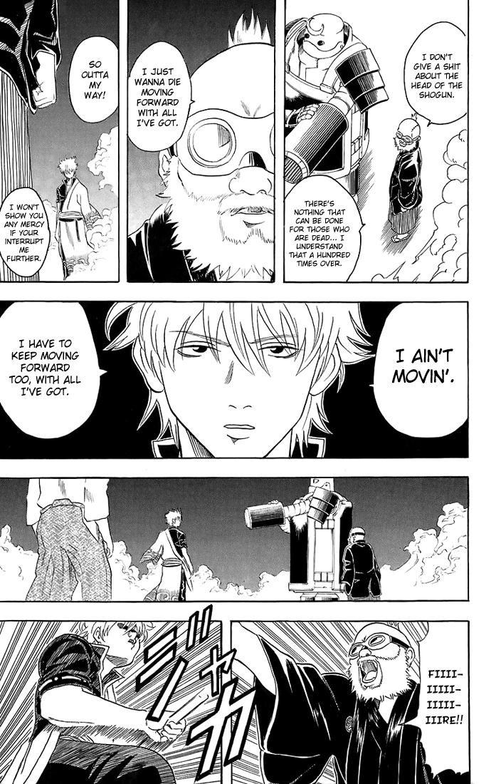 Gintama Chapter, 31 image 014