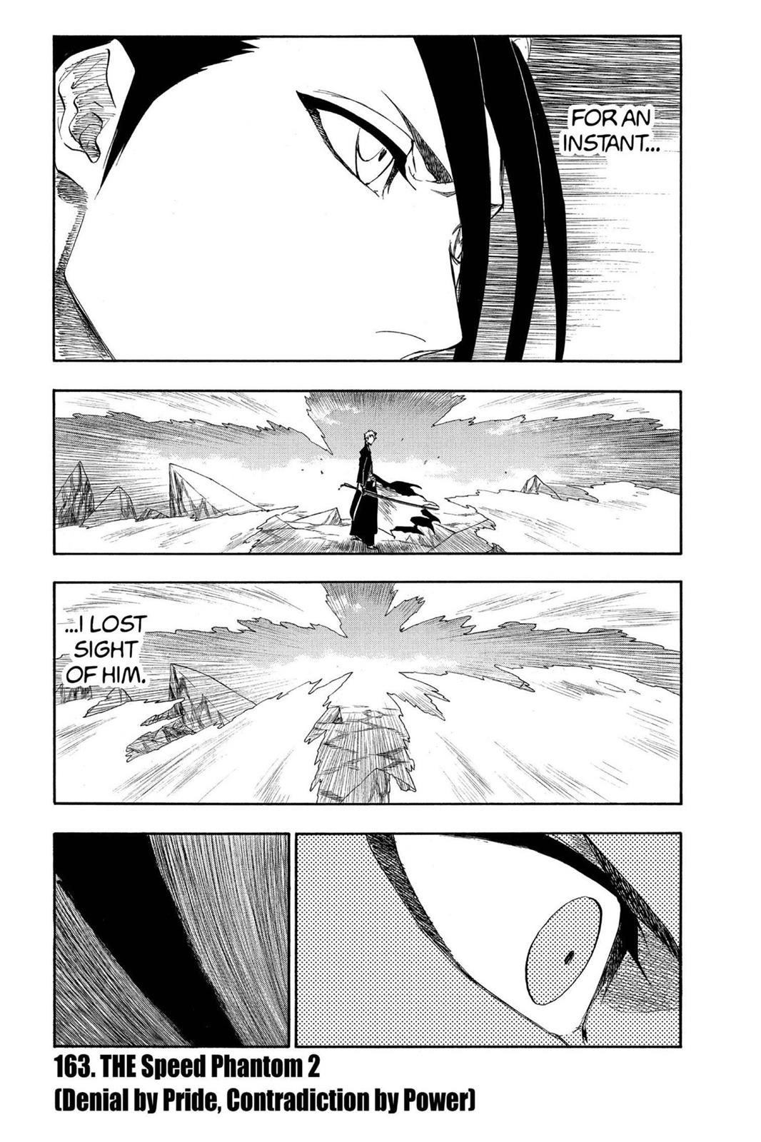 Bleach, Chapter 163 image 001