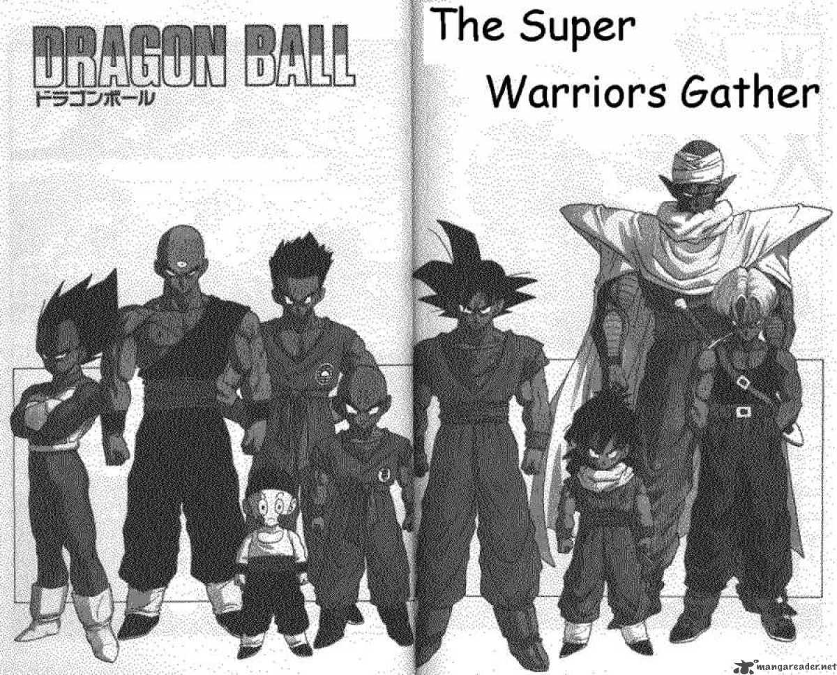 Dragon Ball, Chapter 337 image 002