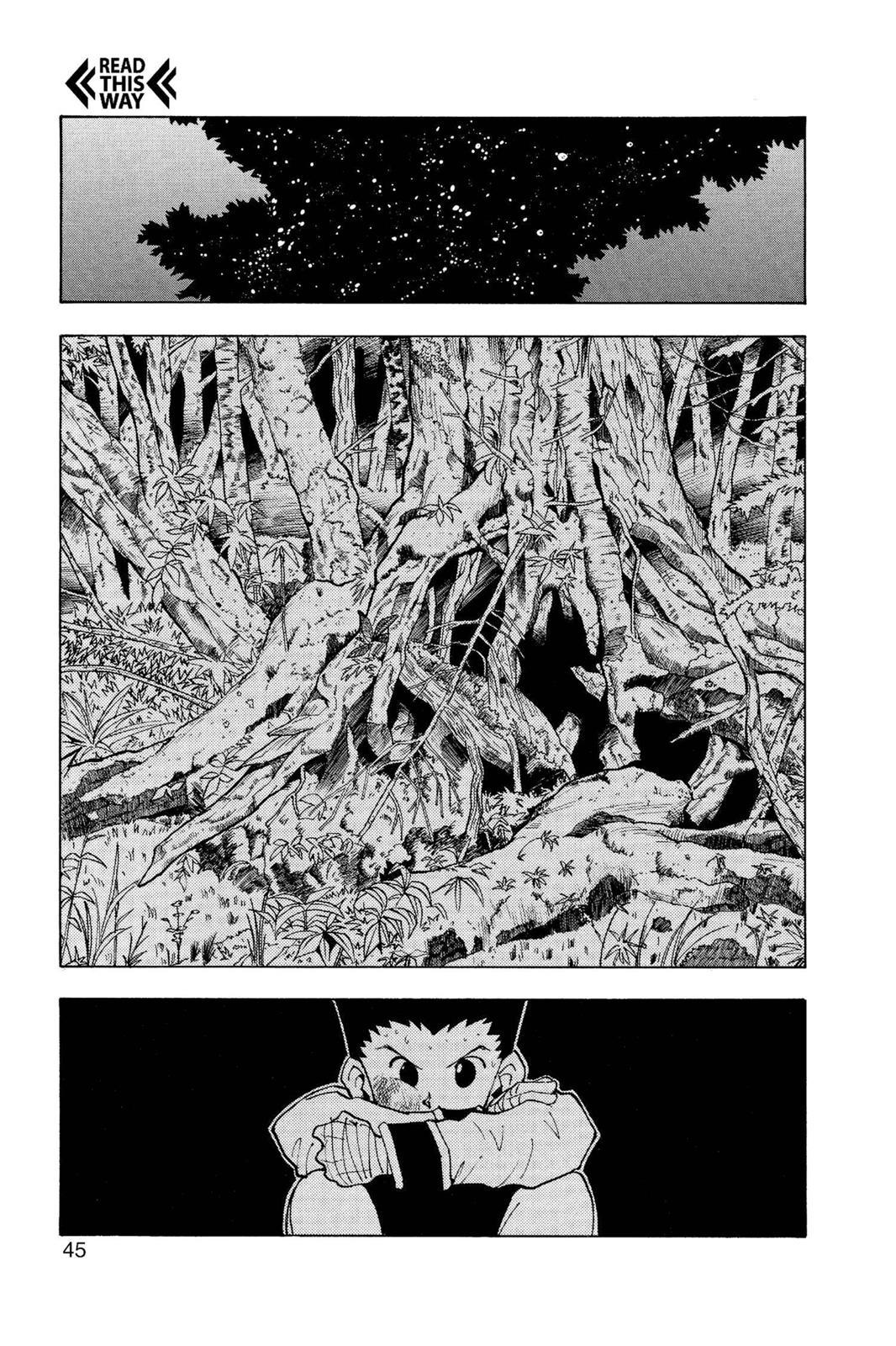 Hunter X Hunter, Chapter 28 image 019