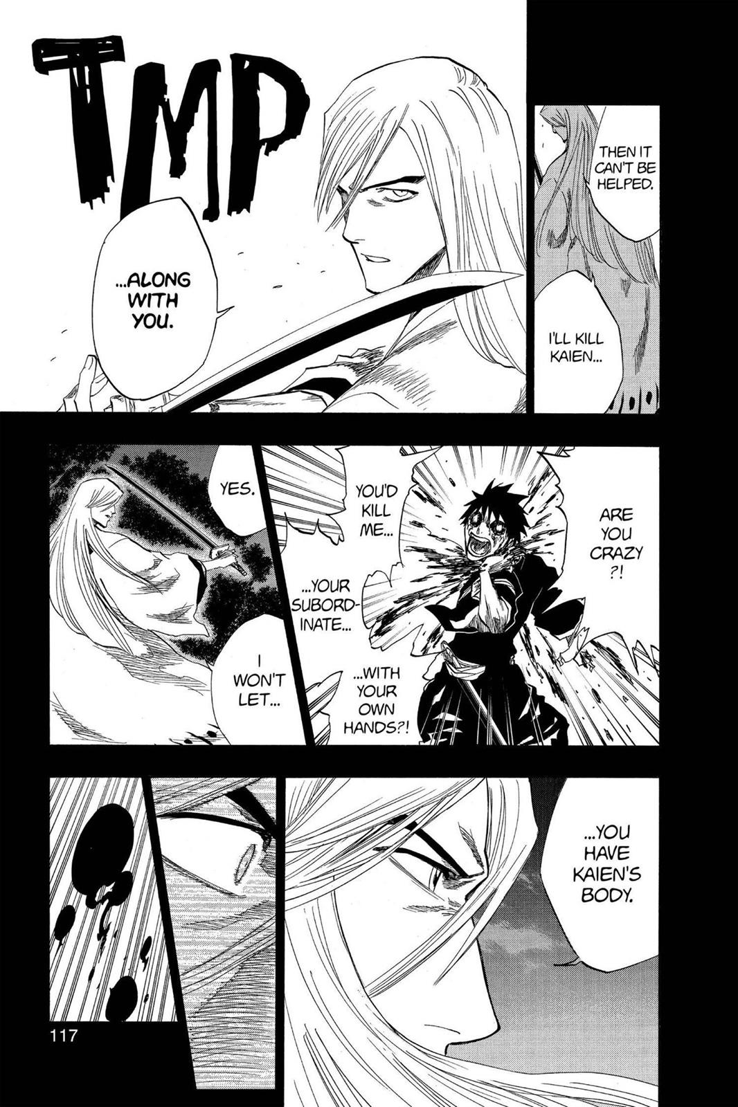 Bleach, Chapter 136 image 009