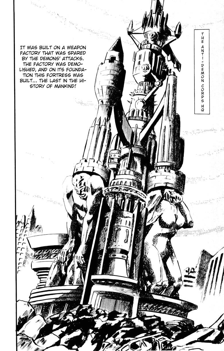Devilman, Chapter 5 image 080