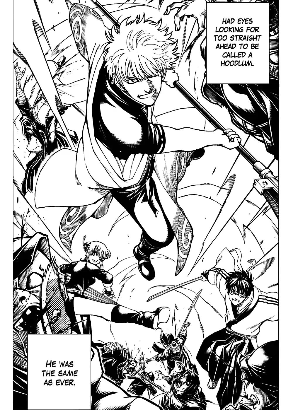 Gintama Chapter, 701 image 028
