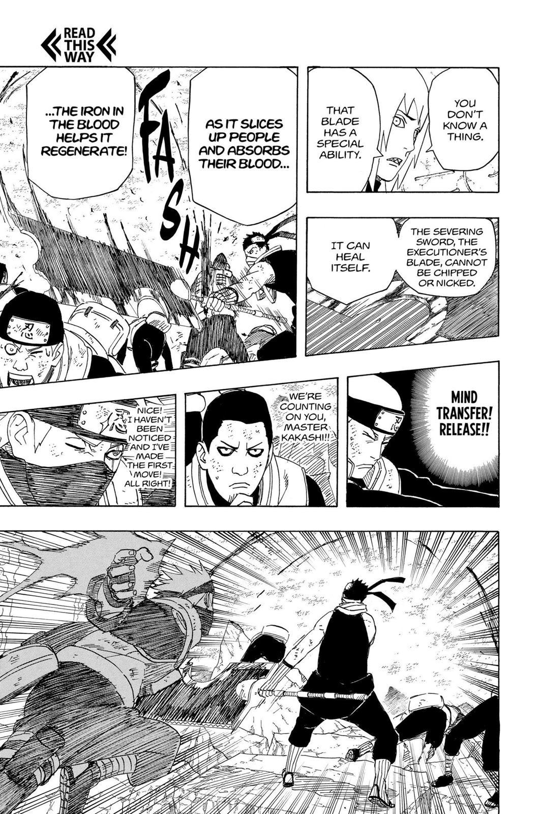 Naruto, Chapter 523 image 015