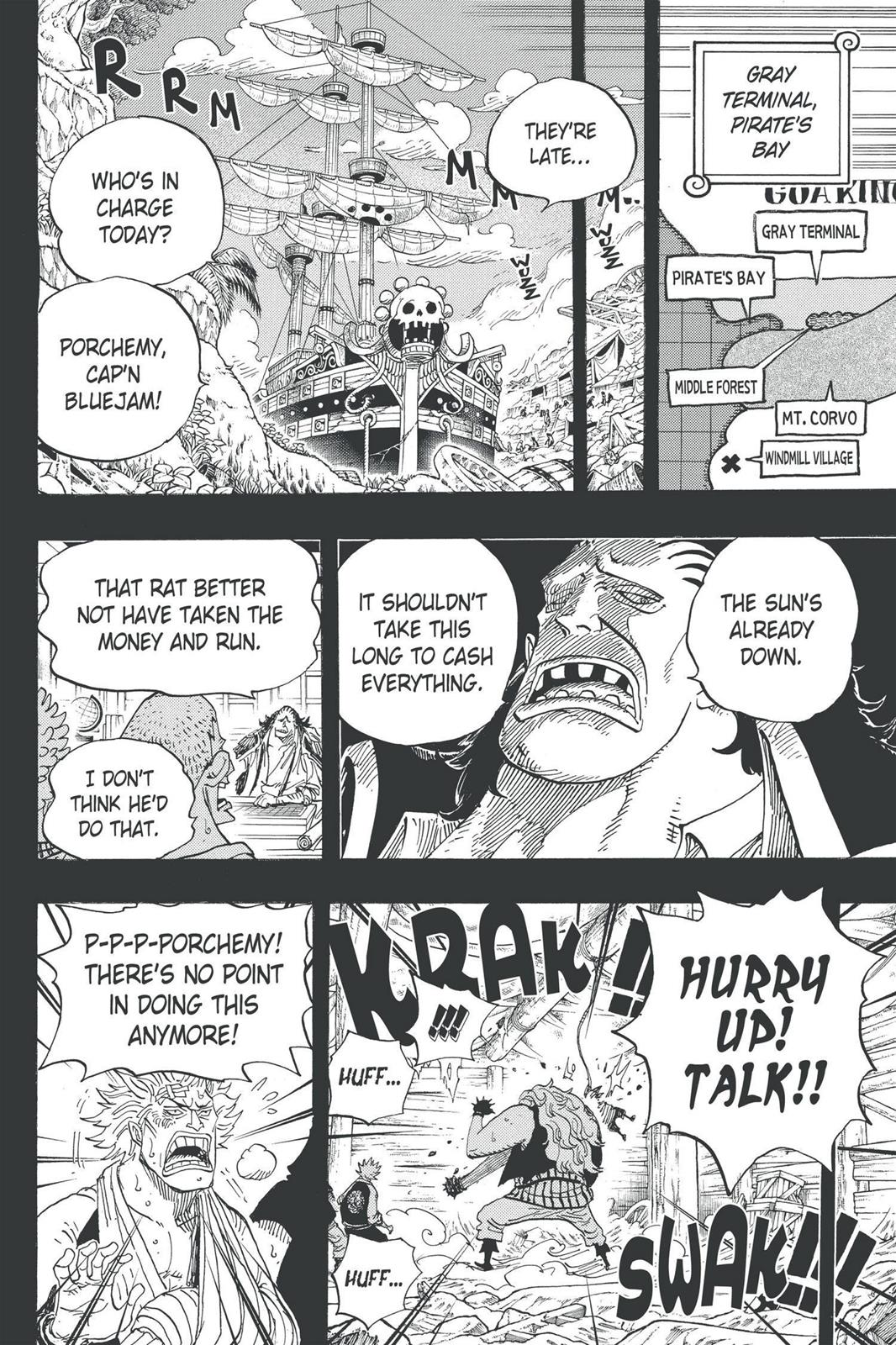 One Piece, Chapter 584 image 006