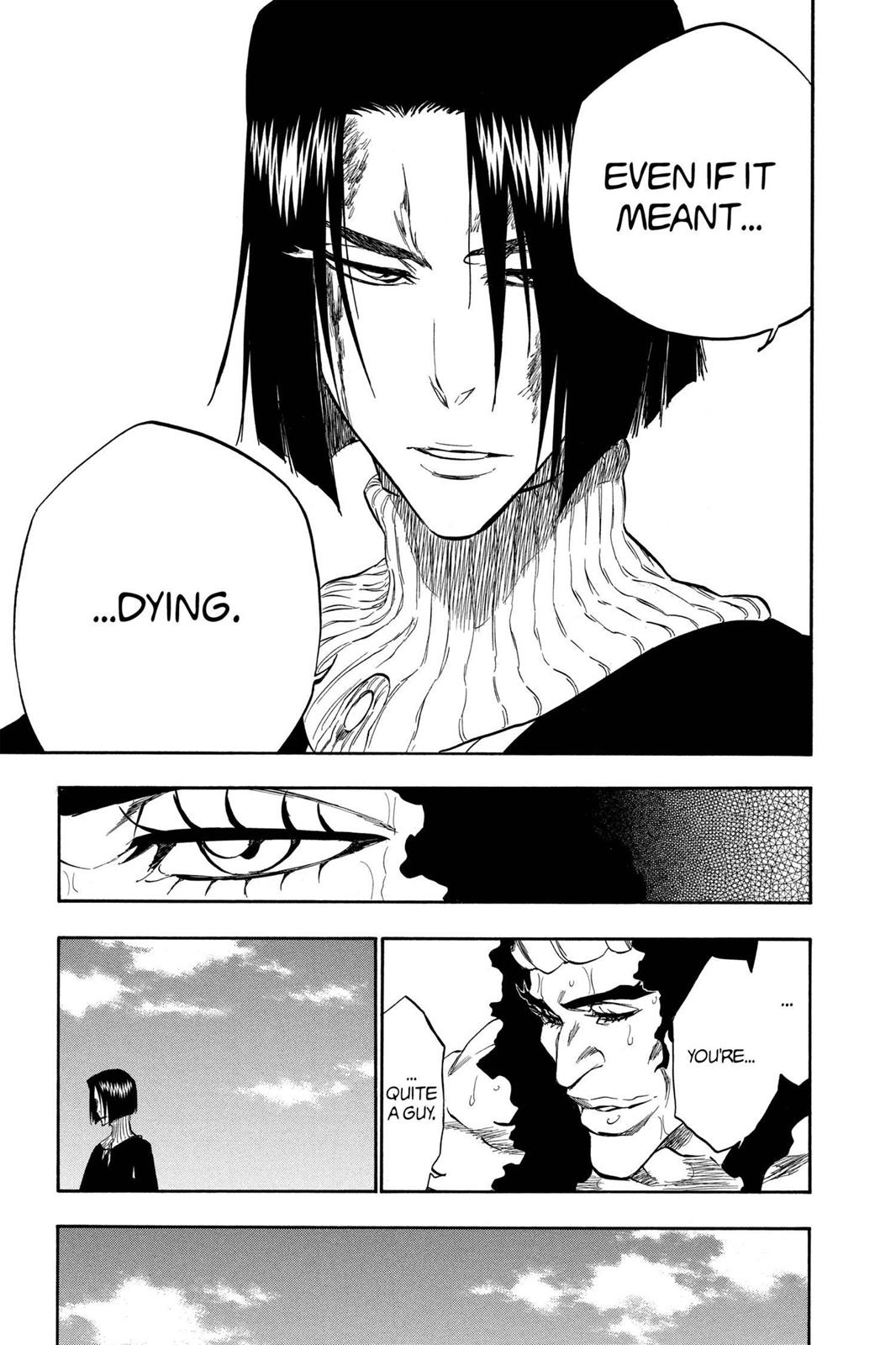 Bleach, Chapter 322 image 007