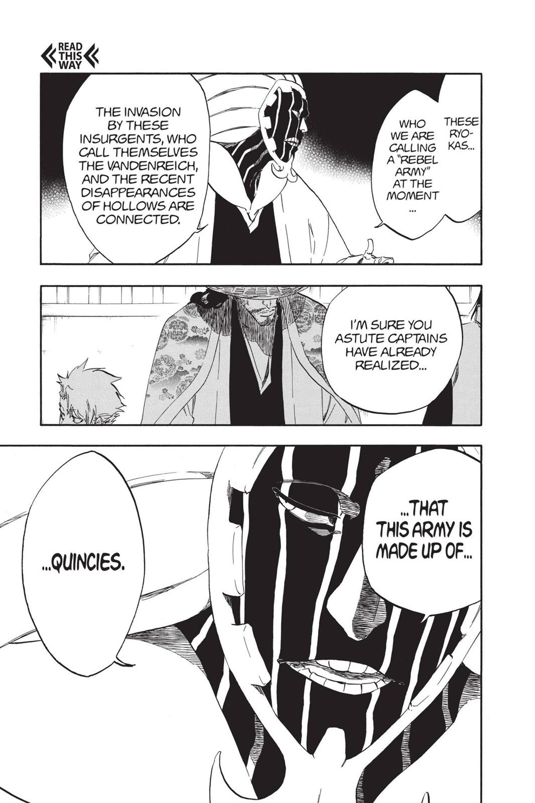 Bleach, Chapter 488 image 011