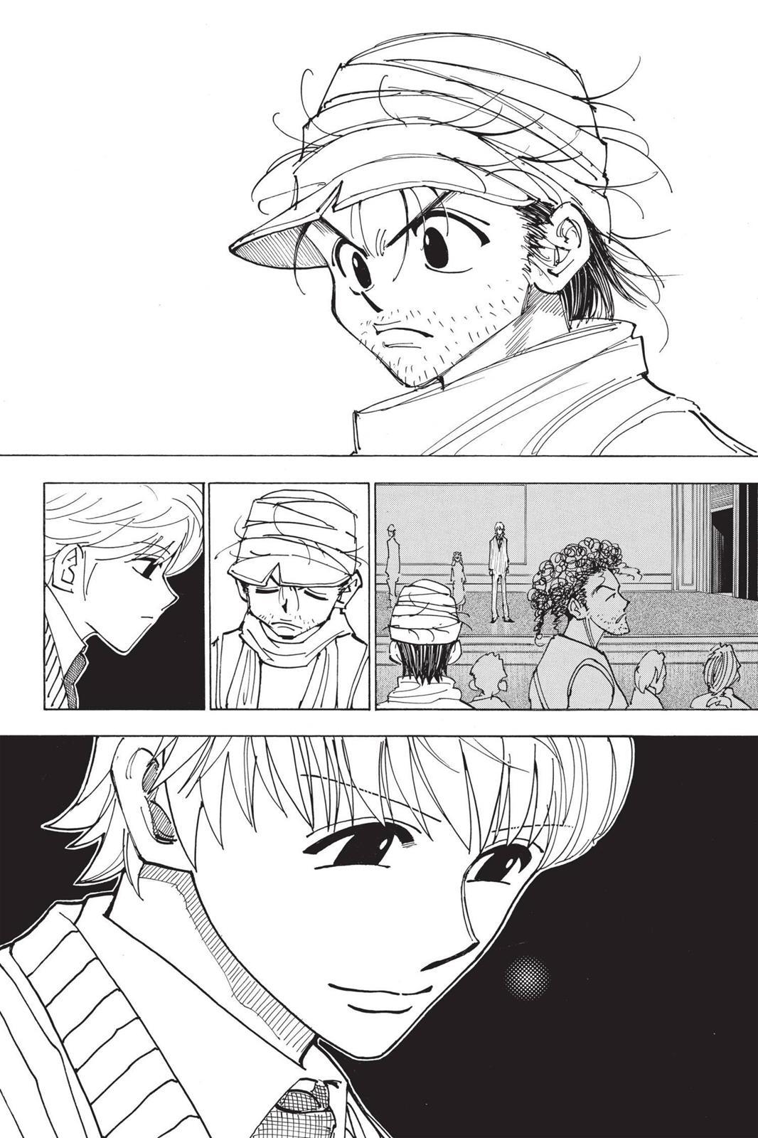 Hunter X Hunter, Chapter 333 image 017