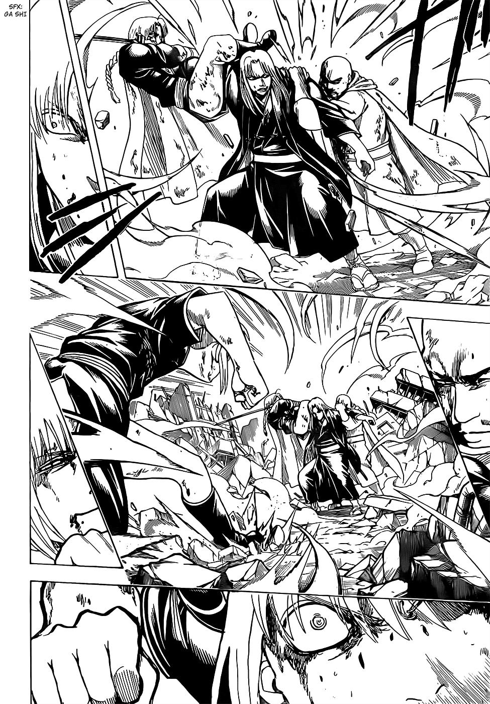 Gintama Chapter, 667 image 010
