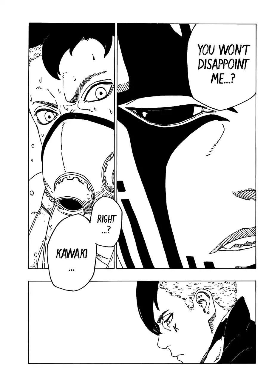 Boruto Manga, Chapter 27 image 030