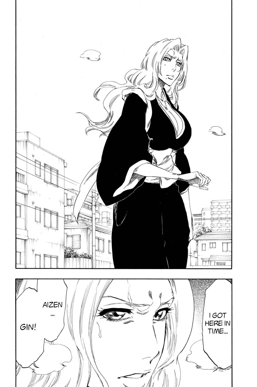Bleach, Chapter 411 image 019