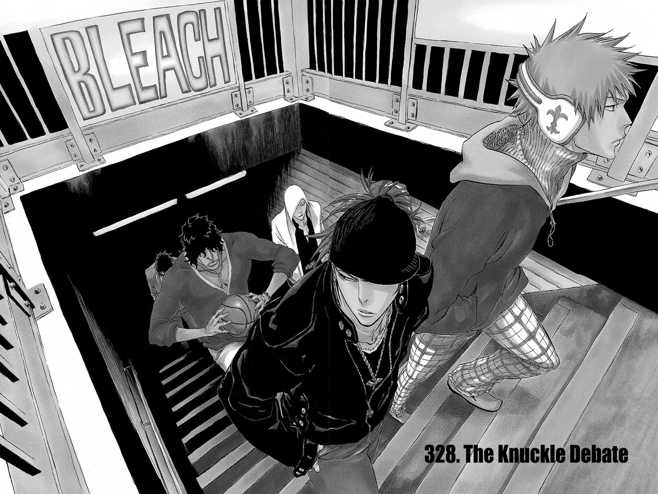Bleach, Chapter 328 image 002
