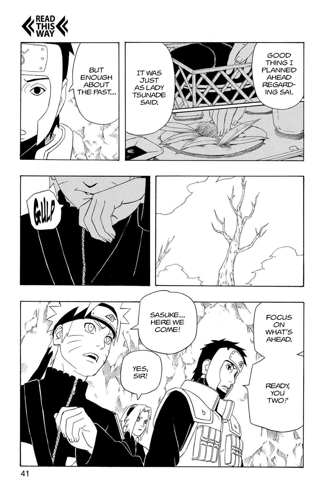 Naruto, Chapter 301 image 016