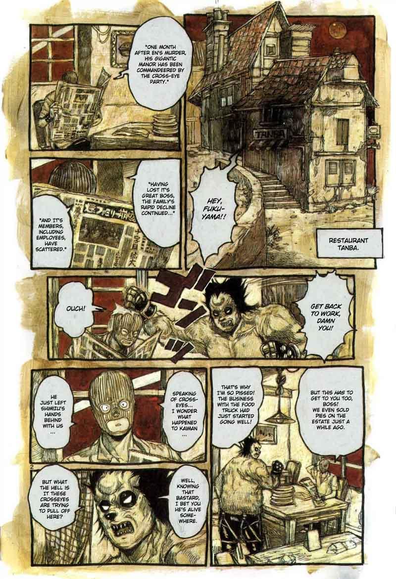 Dorohedoro, Chapter 74 image 009