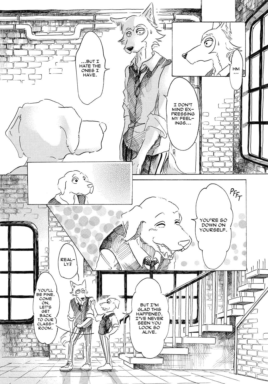 Beastars Manga, Chapter 17 image 021